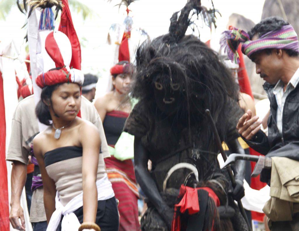 The Wulla Poddu ritual in West Sumba